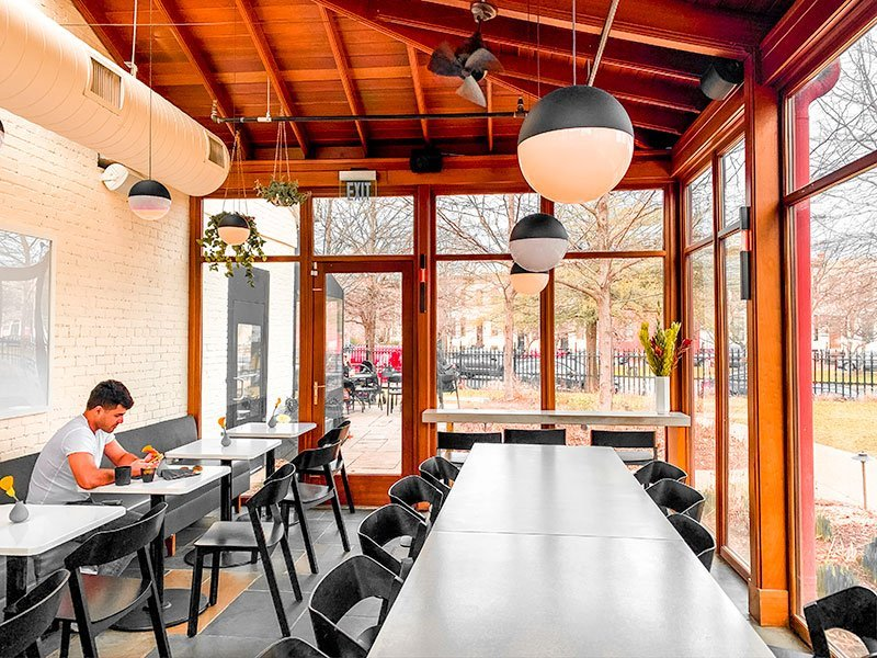 Little Pearl DC Coffee Shops
